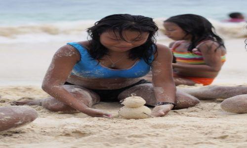 Zdjęcie PANAMA / San Blas / Narranjo Chico / Bałwanek:)