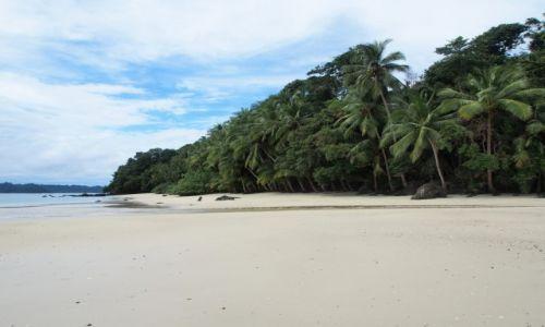 Zdjęcie PANAMA / Park Narodowy Coiba / isla rancheria / wyspa