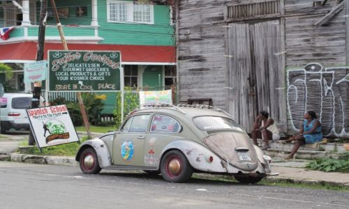 Zdjęcie PANAMA / Bocas del toro / Bocas Town / Bocas