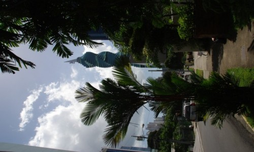 Zdjęcie PANAMA / Panama / Centrum / Swieta
