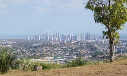 Zdjecie PANAMA / Panama City / Panama City / Widok na raj podatkowy