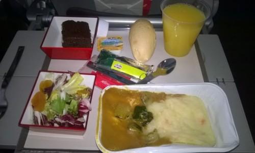 Zdjecie PANAMA / - / Dominikana / Obiad