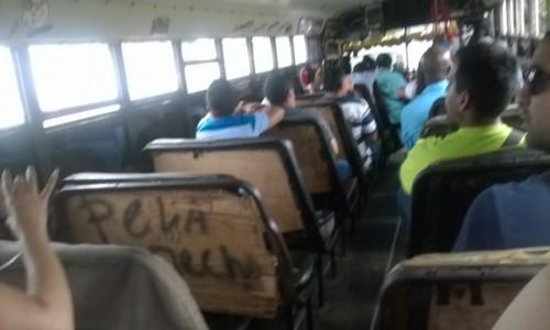 Zdjecie PANAMA / - / Panama / Super autobus