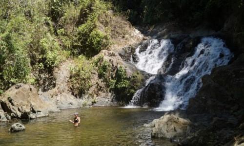 PANAMA / Park Narodowy Chagres / Park Narodowy Chagres / Dla ochłody