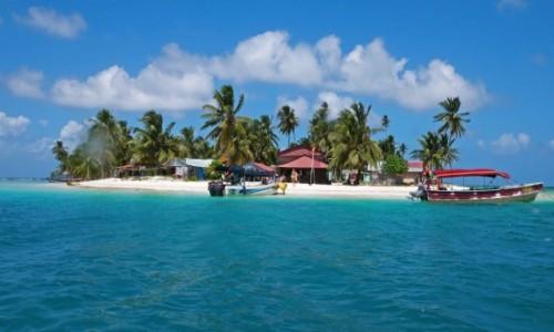 PANAMA / Kuna Yala / San Blas / Isla Diablo - San Blas