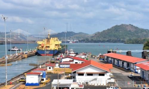 Zdjecie PANAMA / Nad Pacyfikiem / Kanał Panamski, Miraflores / Kanał Panamski, Miraflores