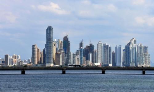 PANAMA / Zatoka Panamska / Panama City / Panama City