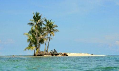 Zdjecie PANAMA / San Blas / Autonomiczne terytorium Indian Kuna Yala / Moja mała wyspa