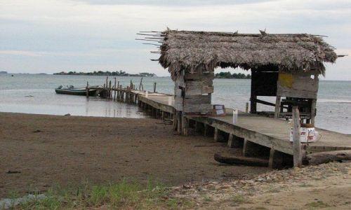 Zdjecie PANAMA / San Blas Islands - Kuna Yala / Aeropuerto de Rio Sidra / Kuna Yala 1