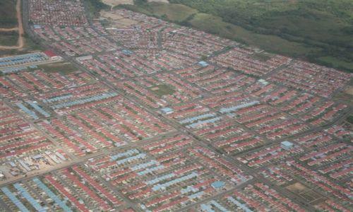 Zdjęcie PANAMA / Panama  / Don Bosco nieopodal lotniska Tocumen / Mam domek i sąsiadów