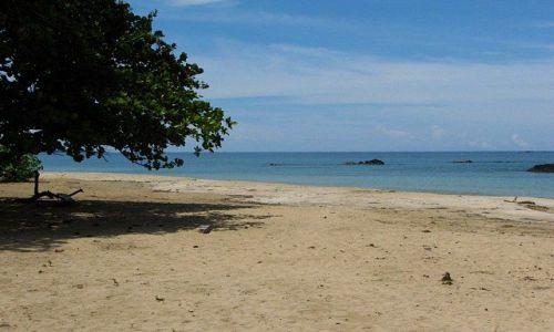 Zdjęcie PANAMA / Bocas del Toro / Isla Bastimentos / Red Frog Beach