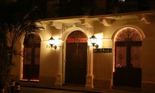 Zdjecie PANAMA / brak / Panama City Casco Viejo / Jedna z najlepszych restouracji w okolicy