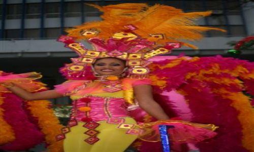 Zdjecie PANAMA / Panama C / Ave. Espania / I Vice Królowa Karnawału w Panamie C. 2010