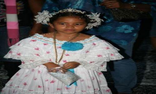 Zdjecie PANAMA / brak / Las Tablas / Karnawałowa dziewczyna 3
