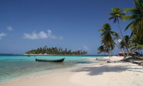 Zdjęcie PANAMA / San Blas / Isla de Perro / san blas