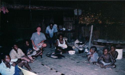 Zdjecie PAPUA NOWA GWINEA / AUSTRALIA I OCEANIA / RZEKA SEPIK I KARAWARI / PAPUA NOWA GUINEA - EKSPEDYCJA PO RZECE SEPIK I JEJ DORZECZACH