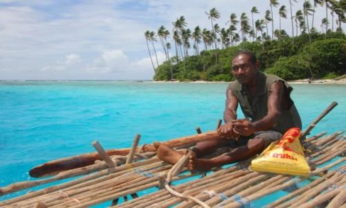 Zdjęcie PAPUA NOWA GWINEA / Trobriand Islands / Kirivina / Do Przodu