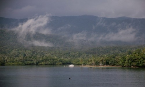 PAPUA NOWA GWINEA / Milne Bay / Milne Bay / Milne Bay
