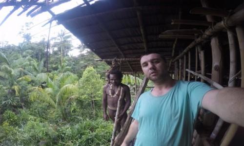 Zdjecie PAPUA NOWA GWINEA / - / gdzieś w jungli / Papua