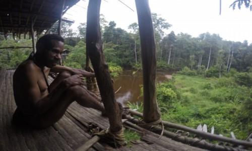 Zdjecie PAPUA NOWA GWINEA / - / gdzieś w jungli / PAPUAS