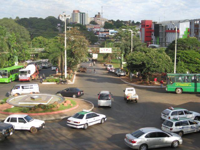 Zdjęcia: Ciudad del Este, Paragwaj, Ciudad del Este w Paragwaju, PARAGWAJ