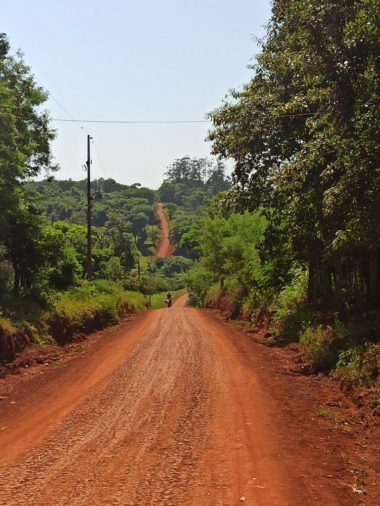 Zdjęcia: wieś, Ciudad del Este, Czerwona wieś Guarani, PARAGWAJ