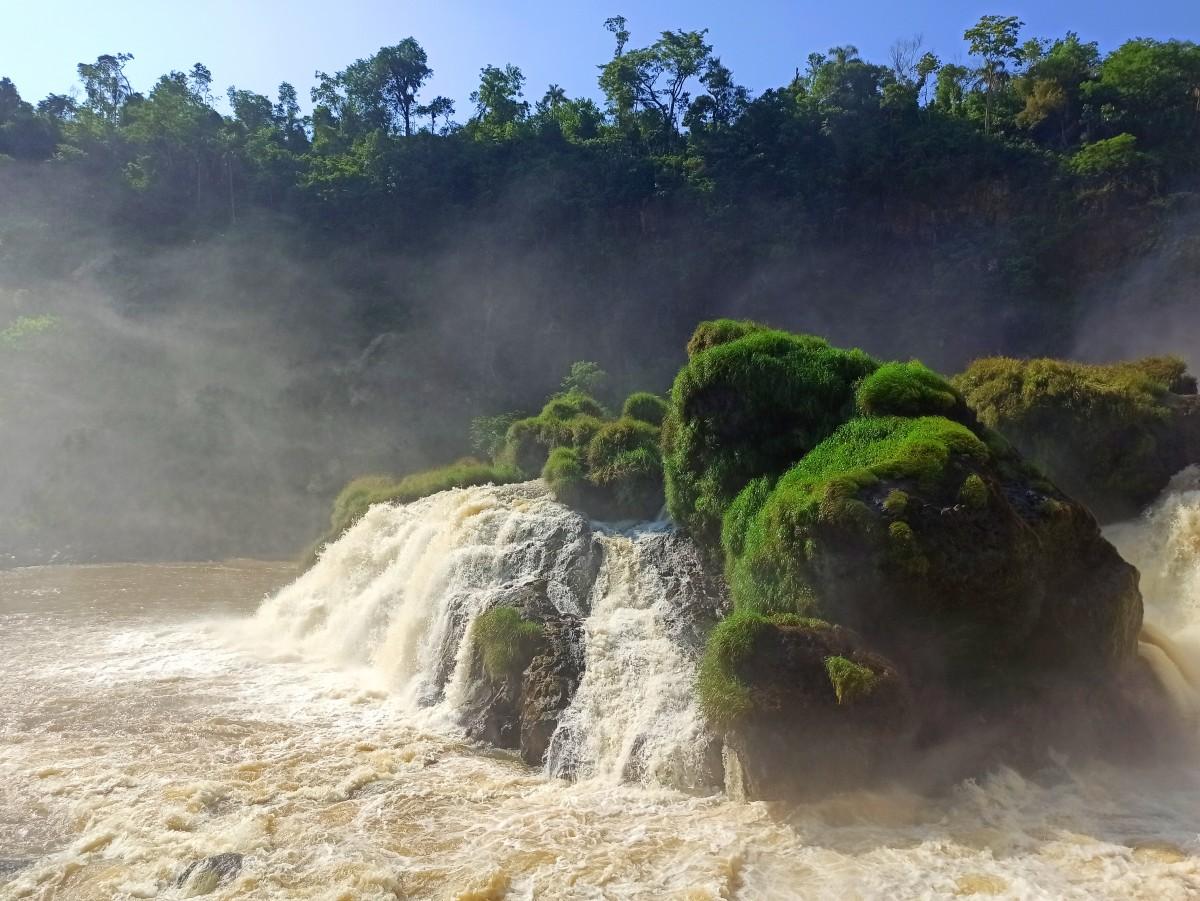 Zdjęcia: Ciudad del Este, Ciudad del Este, Wodospad Monday - Paragwaj, PARAGWAJ