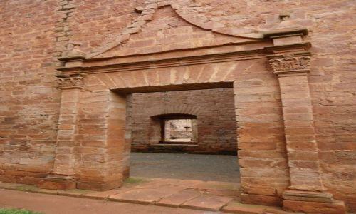 Zdjęcie PARAGWAJ / Itapua / Jesus de Tavarangue / Ruiny misji (3)