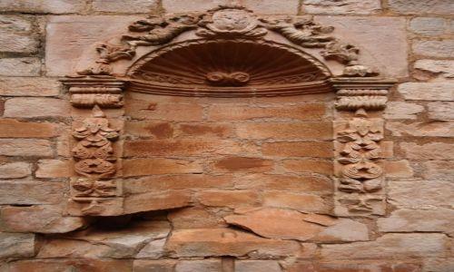 PARAGWAJ / Itapua / Jesus de Tavarangue / Ruiny misji (4)