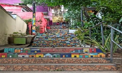 PARAGWAJ / Asuncion / Loma Jeronimo / Kolorowe wzgórze Jeronimo w Asuncion