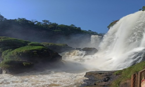 PARAGWAJ / Ciudad del Este / Ciudad del Este / Wodospad Monday - Paragwaj