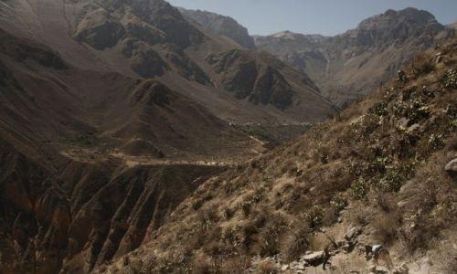 Zdjęcie PARAGWAJ / - / Canion Colca / Canion Colca