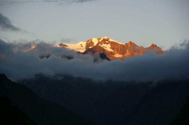 Zdjęcia: Peru, Peru, Wschód Słonca nad Andami, PERU