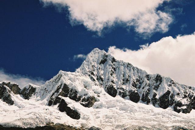 Zdjęcia: widok z Doliny Santa Cruz, Alpamayo, PERU