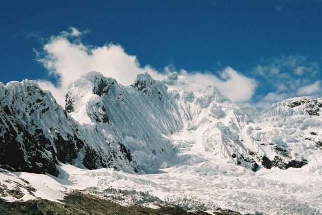 Zdjęcia: Cordillera Blanca, Alpamayo, PERU