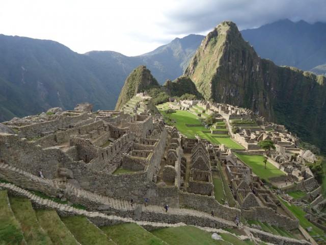 Zdjęcia: Machu Piccchu, Cuzco, Panorama Machu Picchu, PERU