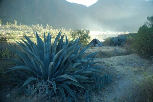 Zdjęcia: Cotahuasi, Arequipa, Nocleg w namiocie w drodze do Alca, PERU