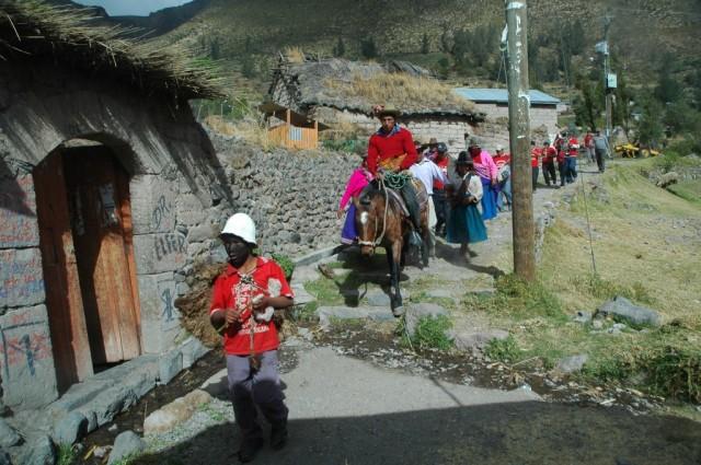 Zdjęcia: Cahuana, Arequipa, Święto w Cahuanie, PERU
