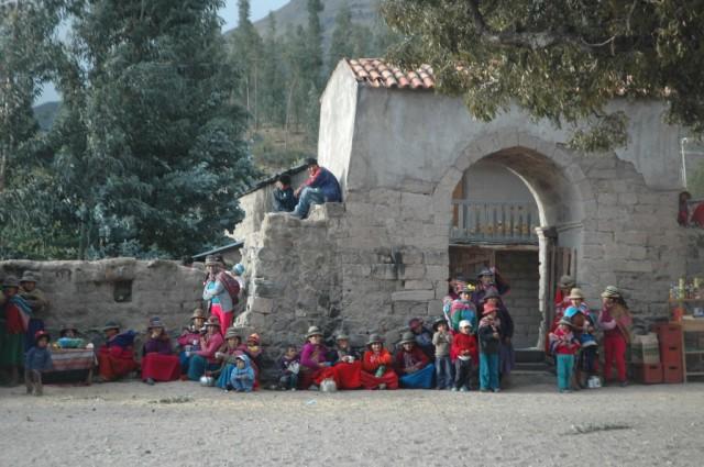 Zdjęcia: Cahuana, Arequipa, Uroczystość w Cahuanie, PERU