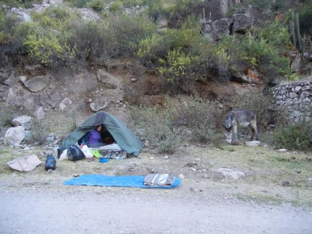 Zdjęcia: Pomiędzy wioskami, Arequipa, Nocleg w drodze do Puyca (zdj. do art.), PERU