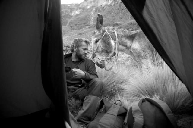 Zdjęcia: Chincayallapa, Arequipa, Widok z namiotu (zdj. do art), PERU