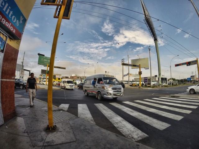 Zdjęcia: lima, Lima, El cobrador w akcji c.d., PERU