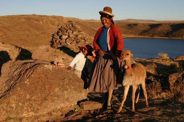Zdjęcia: Sillustani, Sillustani, ..., PERU