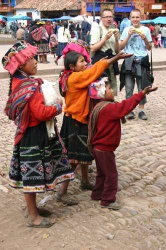 Zdjęcia: Pisaq, Pisaq, ..., PERU
