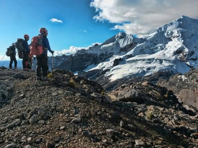 Zdjęcia: Cordillera Vilcanota, Cusco, Trekking i wspinaczka w peruwiańskich Andach, PERU