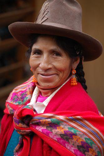 Zdjęcia: Huaraz, Cordyliera Blanca, Cykl kapelusze Ameryki Pd., PERU