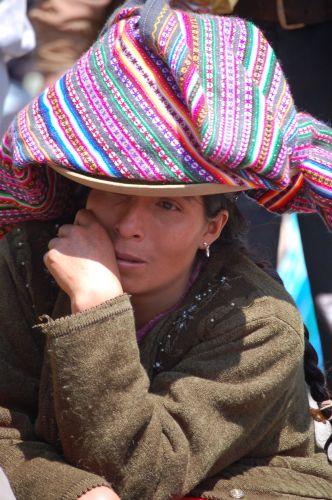 Zdjęcia: Huaraz, Cordyliera Blanca, Kapelusze Ameryki Pd., PERU