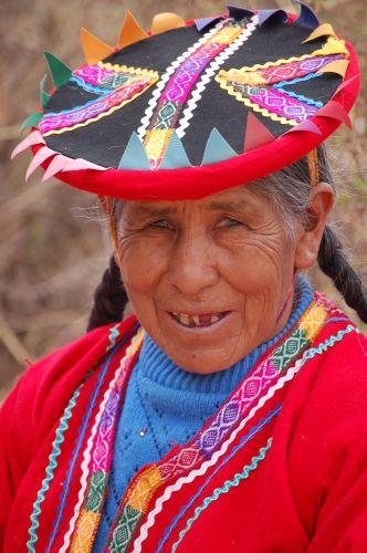 Zdjęcia: Morray, Świeta Dolina, Kapelusze Ameryki Pd., PERU
