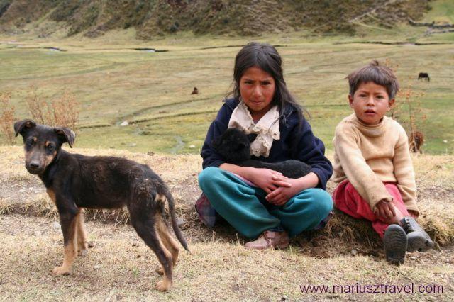 Zdjęcia: cordllera blanca, po prostu Peru, PERU