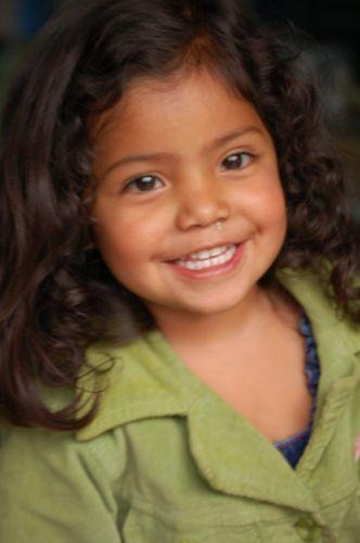 Zdjęcia: Huaraz, Portret dziecka, PERU
